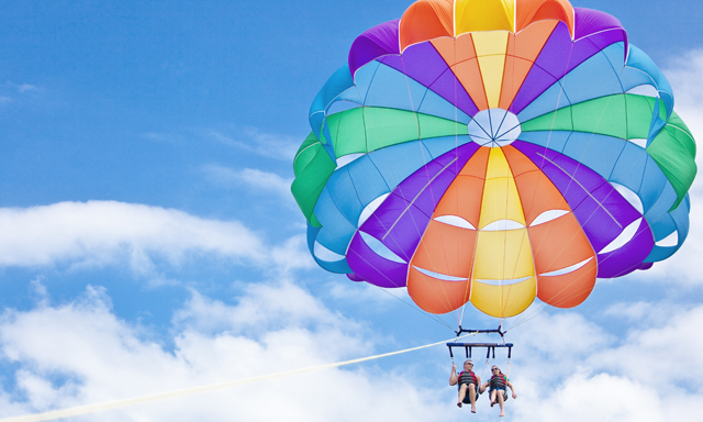 Parasail Adventure Tour
