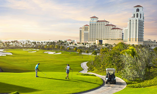 Bahamar Royal Blue Golf (9 Holes)